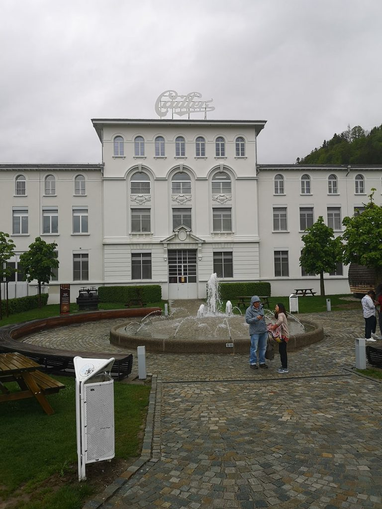 Maison Cailler Chocolate factory tour in Broc, Switzerland